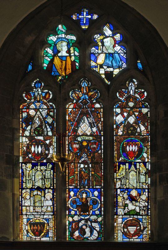 East end window