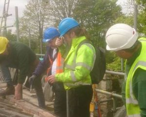 Structural engineer assessment