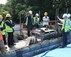 Heritage Skills Day-Roof Tour
